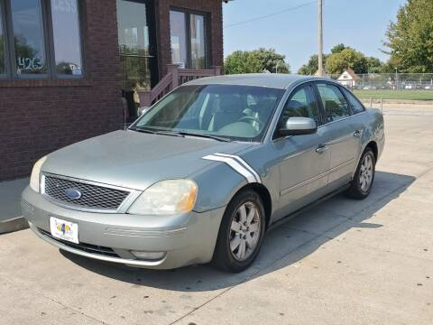 2006 Ford Five Hundred for sale at CARS4LESS AUTO SALES in Lincoln NE