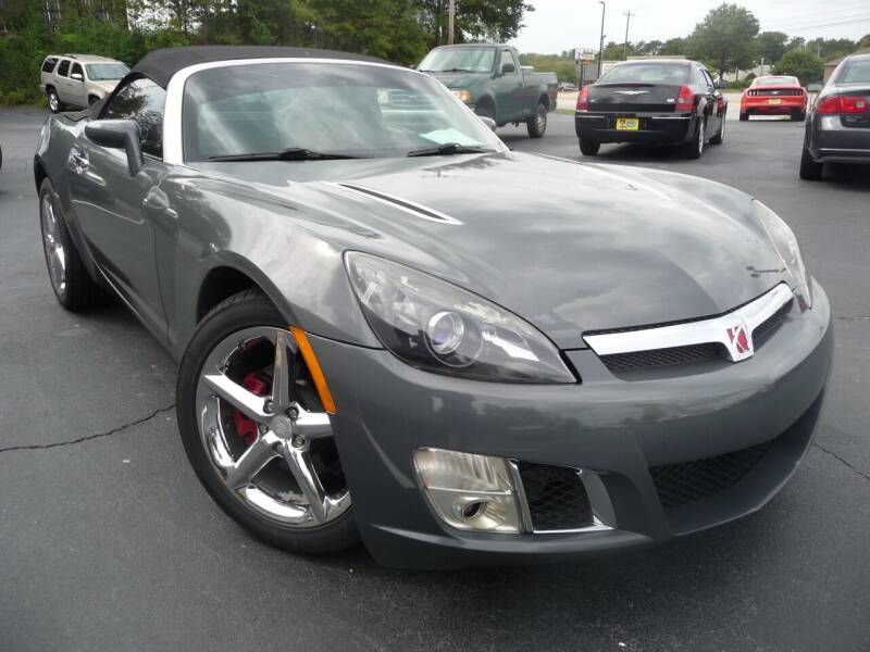 2009 Saturn SKY for sale at Wade Hampton Auto Mart in Greer SC