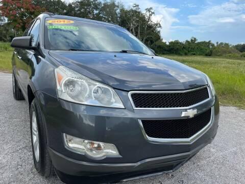 2012 Chevrolet Traverse for sale at Auto Export Pro Inc. in Orlando FL