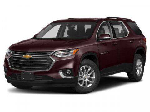 2020 Chevrolet Traverse for sale at Strosnider Chevrolet in Hopewell VA
