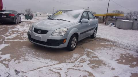 2009 Kia Rio for sale at 6 D's Auto Sales MANNFORD in Mannford OK