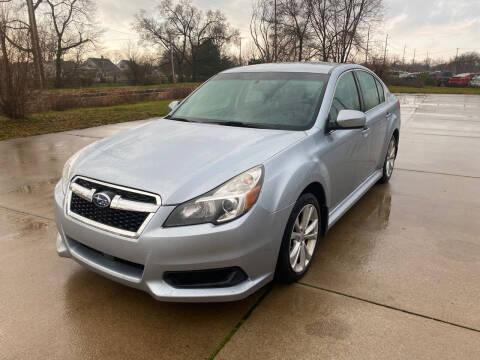 2013 Subaru Legacy for sale at Mr. Auto in Hamilton OH