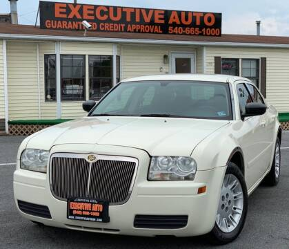 2005 Chrysler 300 for sale at Executive Auto in Winchester VA