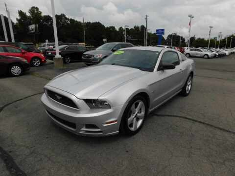 2013 Ford Mustang for sale at Paniagua Auto Mall in Dalton GA