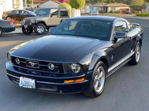 2006 Ford Mustang for sale at Gold Coast Motors in Lemon Grove CA