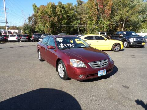 2002 Nissan Altima for sale at United Auto Land in Woodbury NJ
