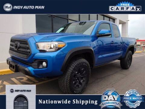 2016 Toyota Tacoma for sale at INDY AUTO MAN in Indianapolis IN