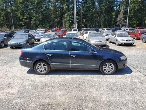 2006 Volkswagen Passat for sale at WILSON MOTORS in Spanaway WA