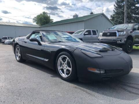 2000 Chevrolet Corvette for sale at Tip Top Auto North in Tipp City OH