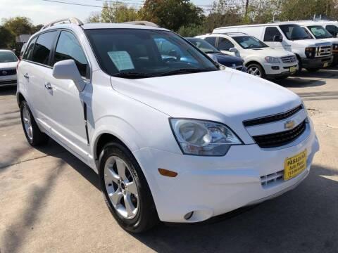 2014 Chevrolet Captiva Sport for sale at Pasadena Auto Planet in Houston TX