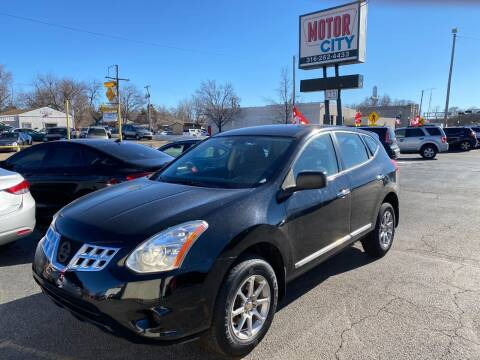 2012 Nissan Rogue for sale at Motor City Sales in Wichita KS