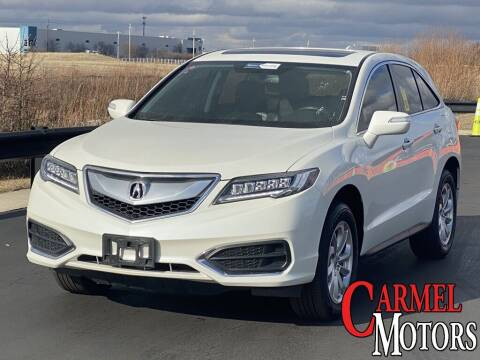 2017 Acura RDX for sale at Carmel Motors in Indianapolis IN