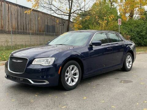 2015 Chrysler 300 for sale at Posen Motors in Posen IL