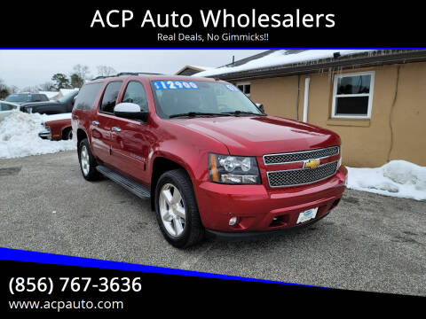 2012 Chevrolet Suburban for sale at ACP Auto Wholesalers in Berlin NJ