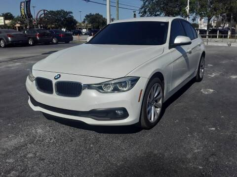 2018 BMW 3 Series for sale at YOUR BEST DRIVE in Oakland Park FL