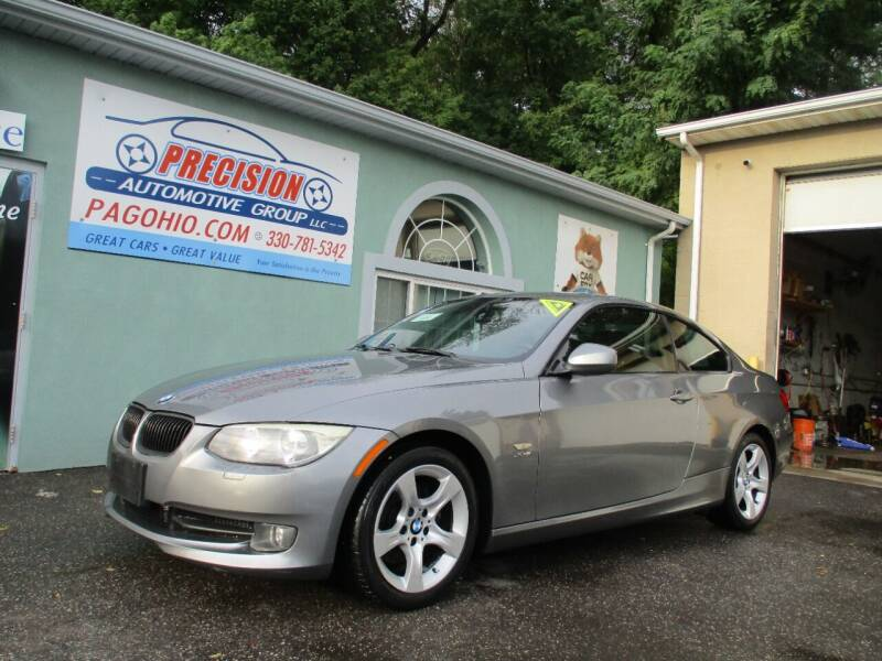 2011 BMW 3 Series for sale at Precision Automotive Group in Youngstown OH