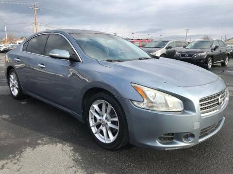 2011 Nissan Maxima for sale at INVICTUS MOTOR COMPANY in West Valley City UT