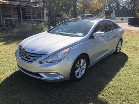 2012 Hyundai Sonata for sale at Village Motors Of Salado in Salado TX