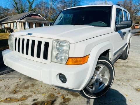 2006 Jeep Commander for sale at Cobb Luxury Cars in Marietta GA