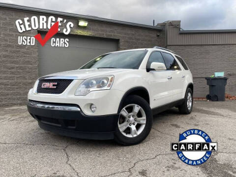2009 GMC Acadia for sale at George's Used Cars - Telegraph in Brownstown MI