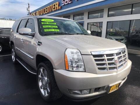 2008 Cadillac Escalade for sale at Lucas Auto Center in South Gate CA