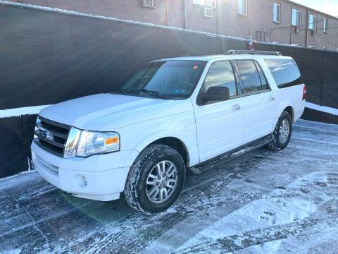 2011 Ford Expedition EL for sale at McManus Motors in Wheat Ridge CO