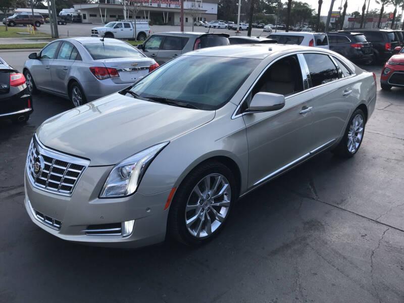 2015 Cadillac XTS for sale at Riviera Auto Sales South in Daytona Beach FL