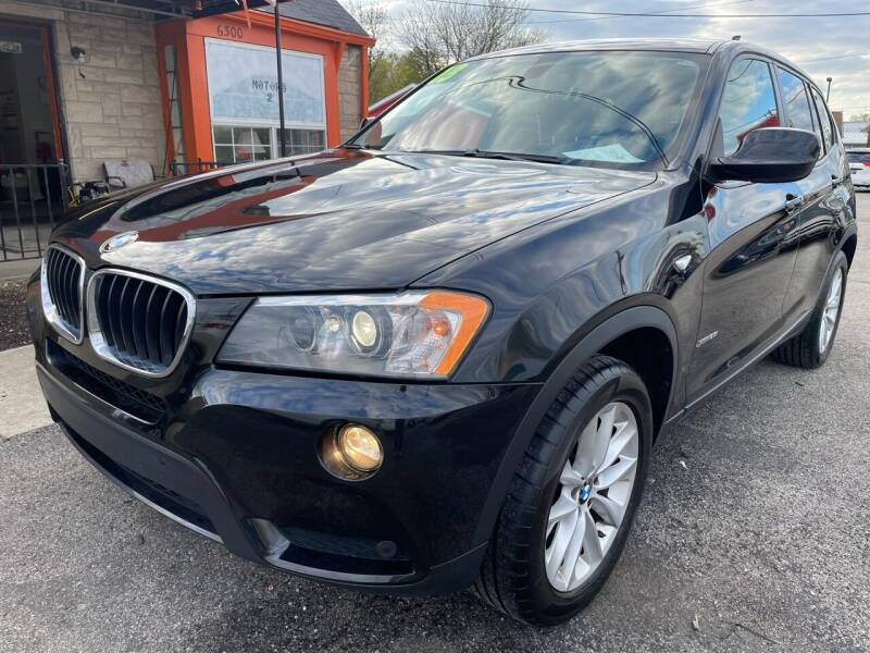 2013 BMW X3 for sale at 5 STAR MOTORS 1 & 2 - 5 STAR MOTORS in Louisville KY