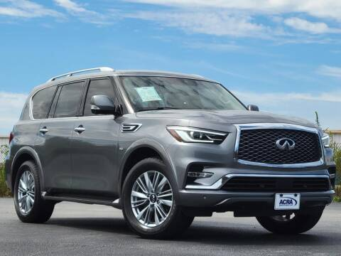 2019 Infiniti QX80 for sale at BuyRight Auto in Greensburg IN