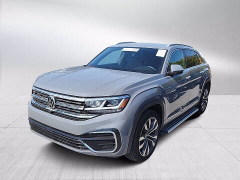 2020 Volkswagen Atlas Cross Sport for sale at Fitzgerald Cadillac & Chevrolet in Frederick MD