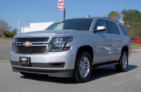 2020 Chevrolet Tahoe for sale at WHITE MOTORS INC in Roanoke Rapids NC