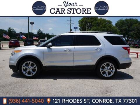 2014 Ford Explorer for sale at Your Car Store in Conroe TX