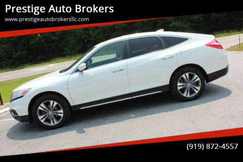 2014 Honda Crosstour for sale at Prestige Auto Brokers in Raleigh NC