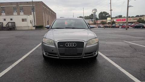 2006 Audi A4 for sale at Shah Motors LLC in Paterson NJ