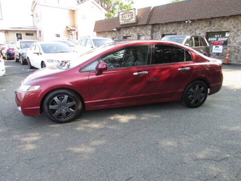 2010 Honda Civic for sale at Nutmeg Auto Wholesalers Inc in East Hartford CT