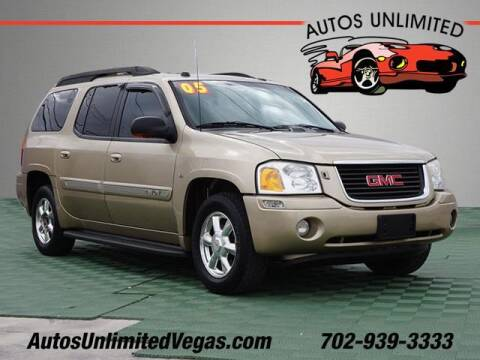 2005 GMC Envoy XL for sale at Autos Unlimited in Las Vegas NV