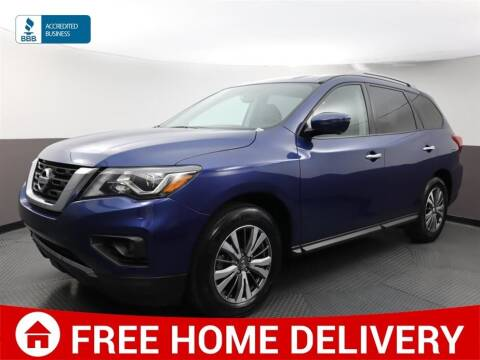 2020 Nissan Pathfinder for sale at Florida Fine Cars - West Palm Beach in West Palm Beach FL