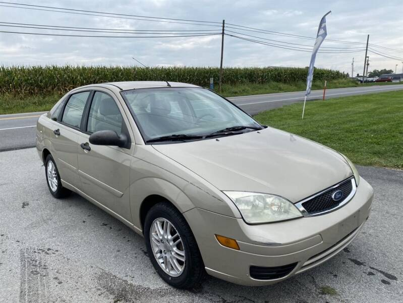 2006 Ford Focus for sale at Car Logic in Wrightsville PA