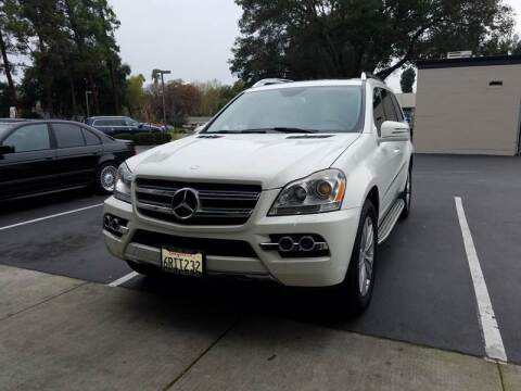 2011 Mercedes-Benz GL-Class for sale at MARTZ MOTORS in Pleasant Hill CA