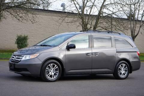 2013 Honda Odyssey for sale at Beaverton Auto Wholesale LLC in Hillsboro OR
