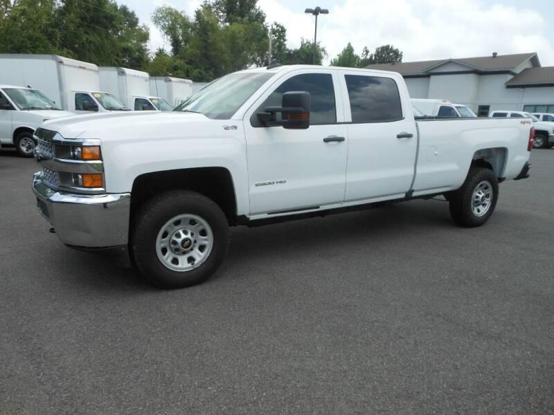2019 Chevrolet Silverado 2500HD for sale at Benton Truck Sales in Benton AR