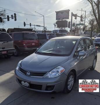 2010 Nissan Versa for sale at Corridor Motors in Cedar Rapids IA
