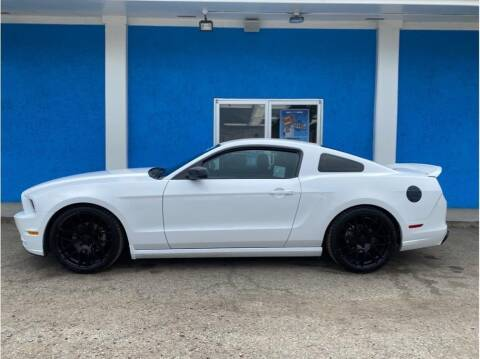 2014 Ford Mustang for sale at Khodas Cars in Gilroy CA