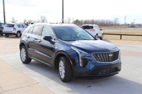 2020 Cadillac XT4 for sale at Vance Fleet Services in Guthrie OK