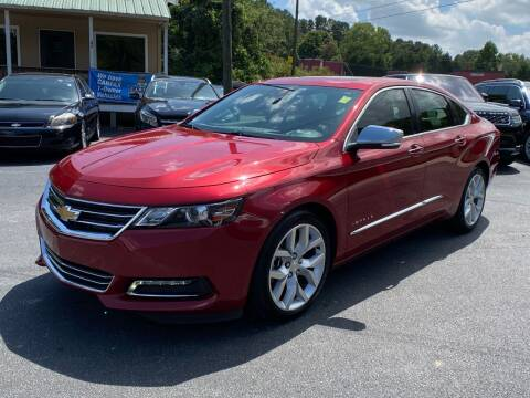 2014 Chevrolet Impala for sale at Luxury Auto Innovations in Flowery Branch GA