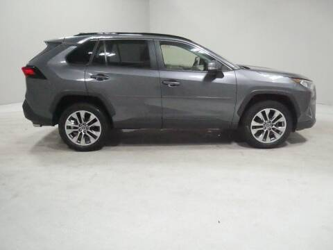 2019 Toyota RAV4 for sale at Platinum Car Brokers in Spearfish SD