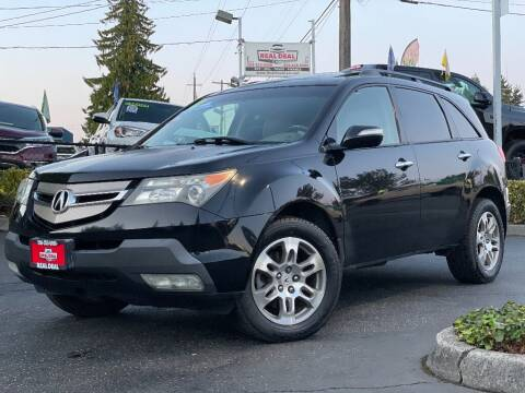 2007 Acura MDX for sale at Real Deal Cars in Everett WA