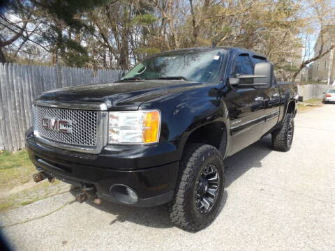 2011 GMC Sierra 1500 for sale at Wayland Automotive in Wayland MA