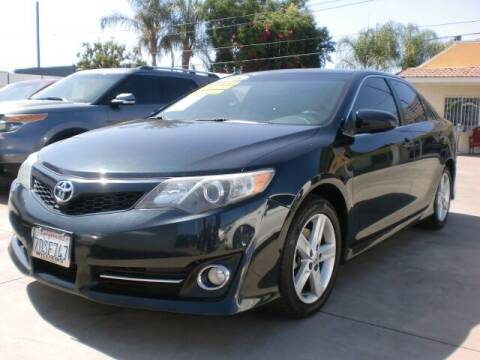 2014 Toyota Camry for sale at Williams Auto Mart Inc in Pacoima CA