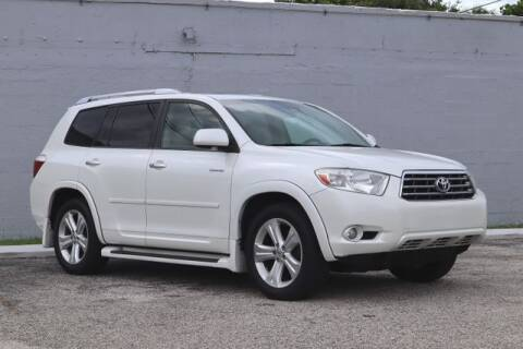 2008 Toyota Highlander for sale at No 1 Auto Sales in Hollywood FL